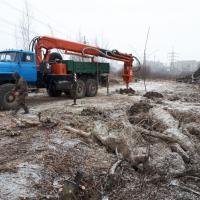 Буровая установка на базе Урала